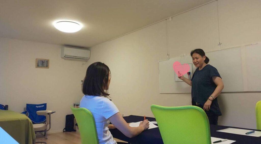 ゾーンヒーリング講座-Day1-座学